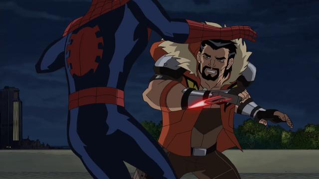 File:Kraven & Spider-Man USM.png