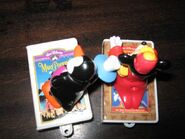 Mickey Penguin Waiter McDonald's Toys