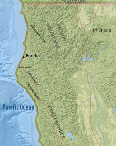 File:Northern California Map USGS Topography2.jpg