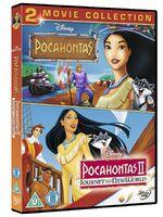 Pocahontas 1-2 Box Set UK DVD
