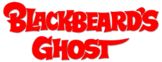 Blackbeard's Ghost Logo