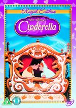 Cinderella 2011 UK DVD