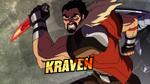 Kraven the Hunter USMWW
