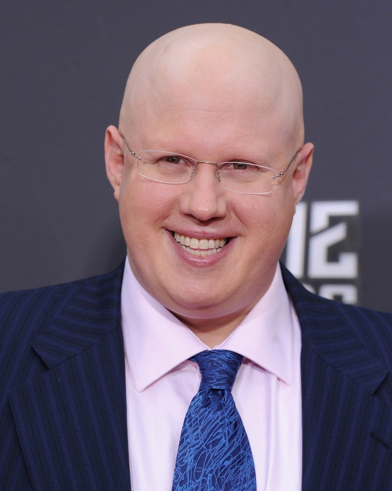 matt lucas eyebrows