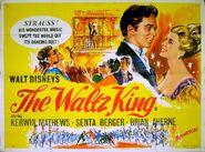 The waltz king uk quad