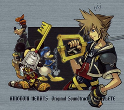 Kingdom Hearts Original Soundtrack Complete Cover