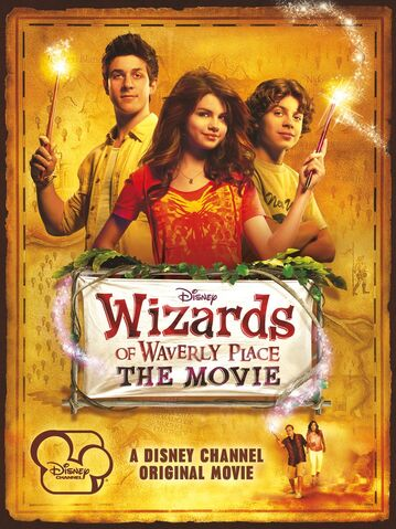 File:Wizards of Waverly Place the Movie Poster.jpg