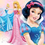 Disney Princess Promational Art 5