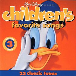 Childrens favorite songs volume 3