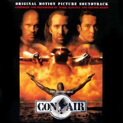 Con Air Soundtrack
