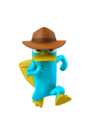 INFINITY Perry render