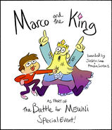 Marco and the King poster