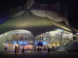 Venue for Cirque du Soleil's La Nouba at Downtown Disney