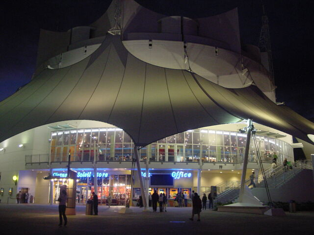 File:Venue for Cirque du Soleil's La Nouba at Downtown Disney.jpg