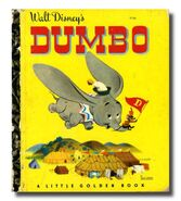 Dumbo little golden book