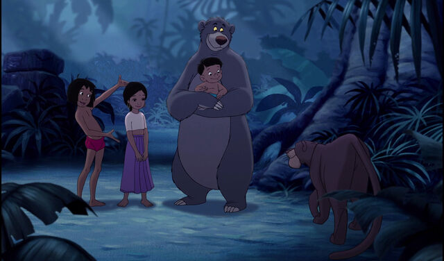 File:Mowgli and his friends are all together.jpg