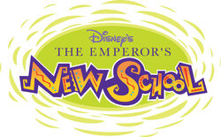 The Emperor's New School logo