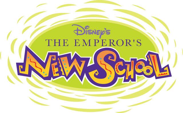 File:The Emperor's New School logo.jpg