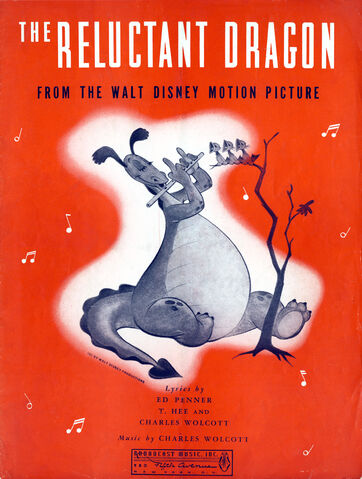 File:The Reluctant Dragon sheet music.jpeg