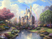Disney-paintings-thomas-kinkade (9)