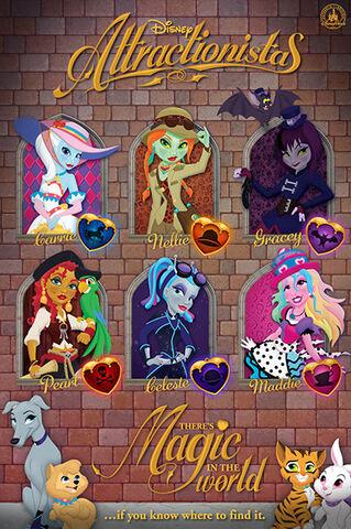 File:Disney Attractionistas Logo.jpg