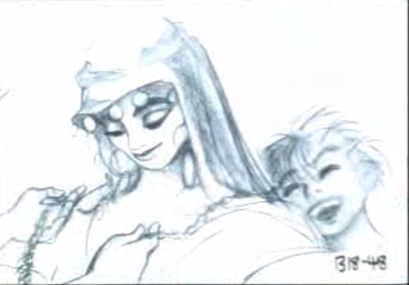 File:The Hunchback of Notre Dame - Storyboard - As Long As There's a Moon - 5.jpg