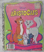 The aristocats little golden book