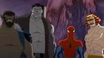 The Howling Commandos & Spider-Man USM