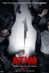 Ant-Man Bodyguards Poster