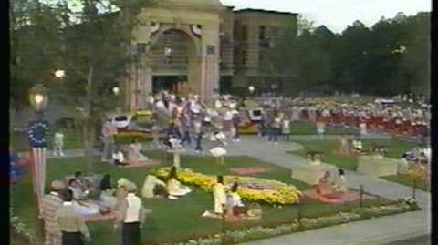 Disney World Shows 4th July 1989