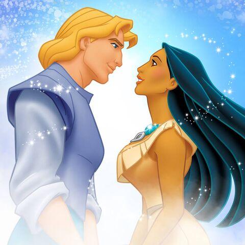 File:Pocahontas and John Smith Promational Art 2.jpg