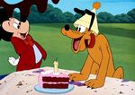 Mickey-and-Friends Pluto Birthday-Cake