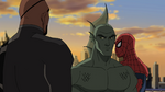 Triton Nick Fury Spider-Man USMWW