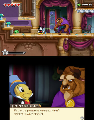 File:Epic Mickey Power of Illusion - First Level.jpg