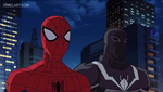 Spider man and Agent Venom USM 11