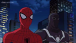 Spider man and Agent Venom USM 11