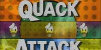 Donald's Quack Attack