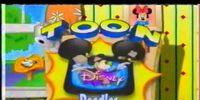 Toon Disney Doodles