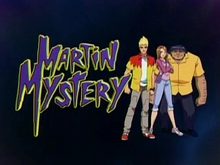 Martin Mystery title