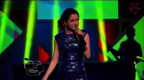 -HD- Austin & Ally - The Me That You Don't See - Laura Marano (Ally Dawson)