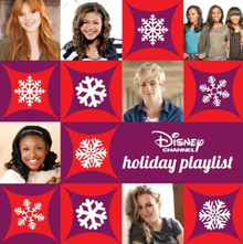 220px-Disney Channel Holiday Playlist