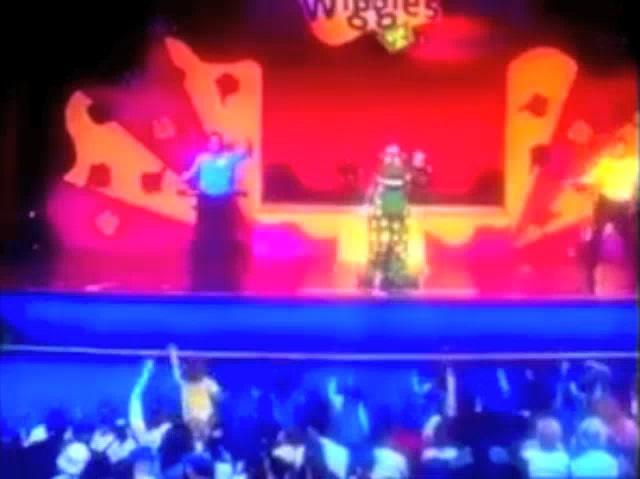 The Wiggles Live at Disneyland Park