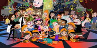 List of characters in Phineas and Ferb