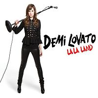 La la land Demi Lovato (single cover)