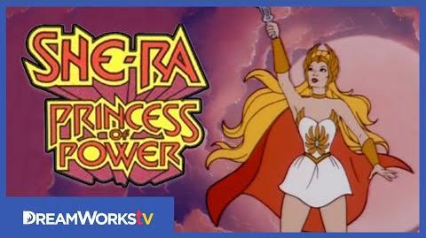 She-Ra Opening Theme SHE-RA PRINCESS OF POWER
