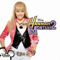 Hannah Montana 2 Meet Miley Cyrus front cover