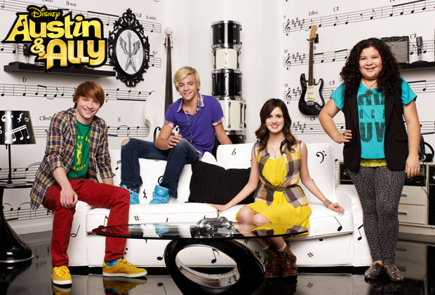 File:Austin and Ally cast.jpg