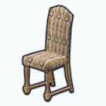 CafeRaffle - Tribal Ikat Chair