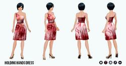 FirstDate - Holding Hands Dress