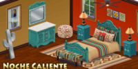 Noche Caliente Decor Collection